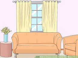 How To Pick Drapes How To Choose A Curtain Rod For Your Window Decor 9 Steps