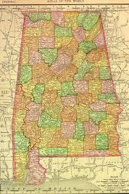 Map Alabama Sumter County U0026 Historical Alabama Maps