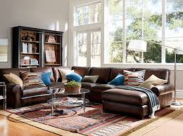 pottery barn living room ideas townsend sectional new traditional living room pottery barn