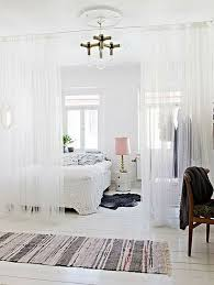 Small Room Divider Catchy Curtain Room Divider Space Diy Room Dividers