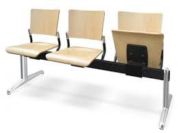 hospital waiting room furniture bench seating indestructible