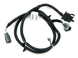 jeep wrangler trailer wiring harness part no 82210213ac fs