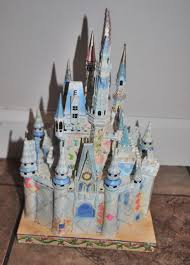 jim shore cinderella castle of dreams disney park exclusive