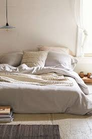 What Is Duvet Bedding Assembly Home Linen Blend Duvet Cover Urban Outfitters