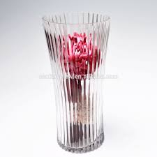 clear vases cheap wholesale clear round crackle glass cheap flower vases buy cheap