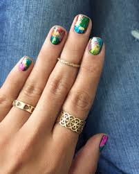 for nails this perfect opt for a nail foil go to town with a