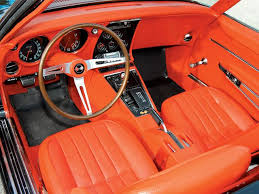 1968 corvette interior 1968 chevrolet corvette tomorrow s styling with yesterday s