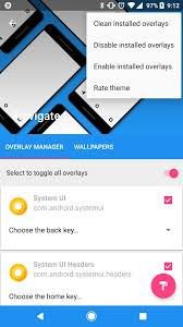 how to use substratum and andromeda to install custom themes on
