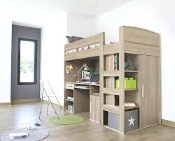 loft beds with desk remarkable loft bed with stairs and desk best