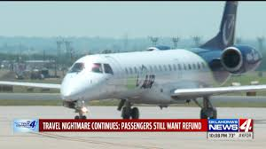 Oklahoma Travel Air images Update via air passengers say the airline stranded them 450 miles jpg