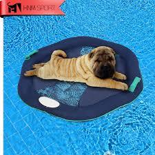 38 inch giant inflatable floatation dog paddle paws pool toy float
