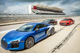 driving experience audi offers circuit of the americas driving experience