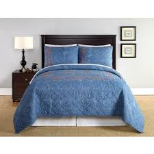 nautica seaward denim 3 piece comforter set free shipping today