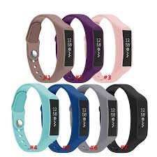 silicone bracelet watches images New fashion fitbit ace kids watch tracker silicone bracelet jpg