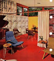 privacy when you have a window wall mid century modern mid