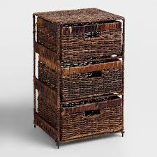 Wicker Desk Accessories by Home Office Organization U0026 Decorative Storage World Market