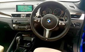 2014 Bmw X1 Interior Exclusive Review 2nd Generation Bmw X1 Ndtv Carandbike