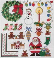 needlepoint ornaments kits trees 2017