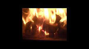 open fire using enviro logs youtube