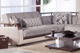 Tufted Sectional With Chaise Sofas Amazing Sectional Sofas With Recliners Leather Reclining