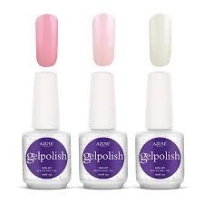 aliexpress com buy 3pcs lot brand nails gel professional glitter