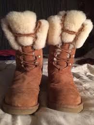 ugg slippers sale ebay paws shoes custom orange rhinestone stretch thigh high