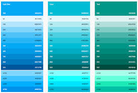 blue swatches material design color selector kwikwork ux 2 1 1 confluence