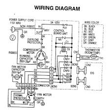 electric motor capacitor wiring diagram gooddy org