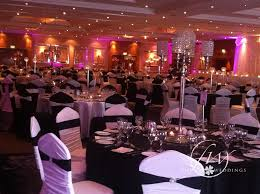 mount wolseley hotel spandex chair covers with black diamante