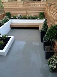 small modern garden ideas with planters modern garden ideas for
