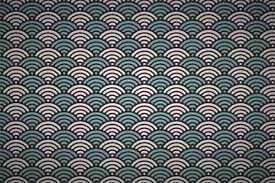 Wallpaper Patterns by Free Classic Japanese Wave Wallpaper Patterns