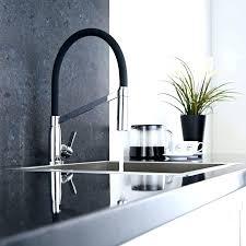 robinet cuisine design mitigeur design cuisine robinet de cuisine noir robinet de cuisine