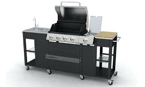 cuisine ext駻ieure somagic meuble de cuisine exterieur barbecue gaz inox meuble cuisine