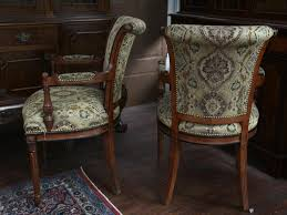 White Upholstered Dining Room Chairs by Chairs 40 Classic White Upholstered Dining Chair Design
