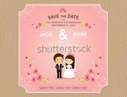 wedding invitation e card 58 wedding card templates free printable sle exle