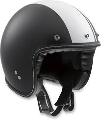 flat black motocross helmet 62 84 agv mens rp60 roy open face helmet 2013 196051