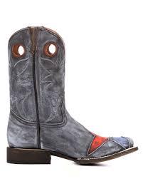 vintage motorcycle boots men u0027s redneck riviera r u0027n u0027 r star cowboy boot u2013 vintage gray