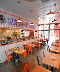 Fast Casual Restaurant Interior Design Gateway To Brickell Modern Fast Casual Restaurant For Sale