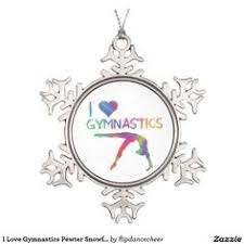 gymnast gymnastics ornaments gymnasts ornaments and etsy