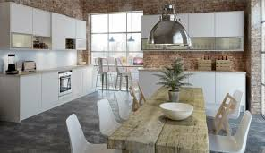 cuisine salon meuble séparation cuisine salon en plus de 55 idées