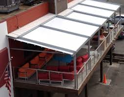 Pergola Awning Retractable by Pergola Awnings Retractable Deck Amp Patio Awnings Sunair Roll Out