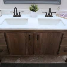 How To Make A Bathroom Vanity Room Makeovers Archives Thrift Diving Blog