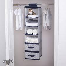 plan 6 shelf closet organizer with 2 drawers by delta