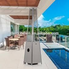 Pyramid Flame Patio Heater Pyramid Outdoor Patio Heater Garden Restaurant Deck Propane Lp