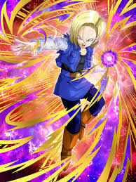 z android 18 breathless struggle android 18 z dokkan battle