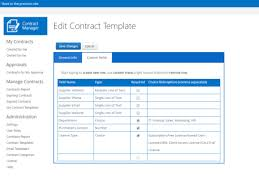 contract manager u2013 microsoft appsource