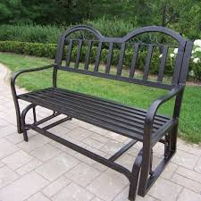 furniture best cast iron porch swing and glider design with