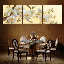 Canvas Home Store by 3d White Flowers Painting Home Decor Canvas Store