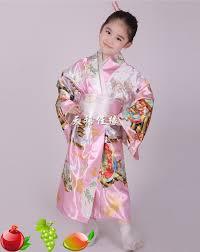 aliexpress com buy children red yukata obi vintage japanese