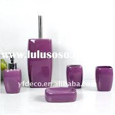 purple bathroom accessories australia fabric toilet paper holder